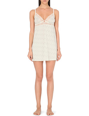 EBERJEY Looking Glass jersey chemise