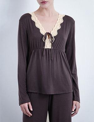 EBERJEY Lady Godiva pyjama top
