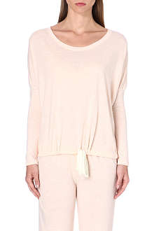 EBERJEY Heather slouchy pyjama top