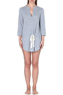 EBERJEY Heather jersey tunic