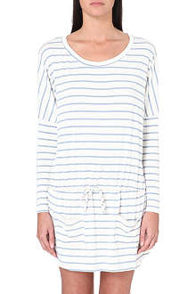 EBERJEY Striped jersey tunic