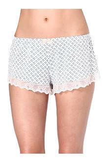 EBERJEY Petite Batik shorts