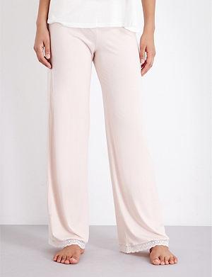 EBERJEY Gisele jersey pyjama bottoms