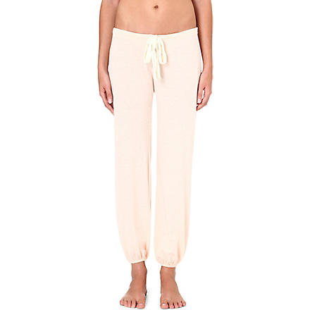 EBERJEY Heather cropped pyjama trousers (Shell