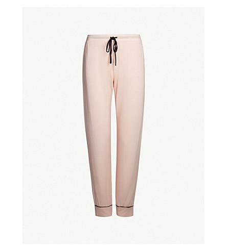 EBERJEY Freja Morocco stretch-modal pyjama bottoms (Pink tint