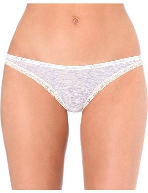 CALVIN KLEIN Bottoms Up bikini briefs