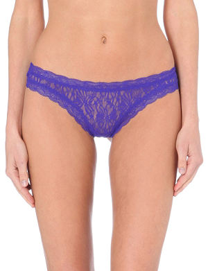 CALVIN KLEIN Valentines lace thong