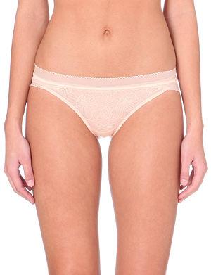CALVIN KLEIN Icon lace bikini briefs