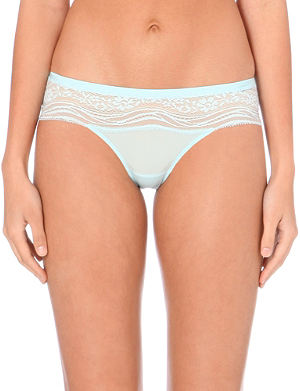 CALVIN KLEIN Infinite lace briefs