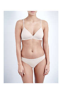 CALVIN KLEIN Perfectly Fit underwired t-shirt bra