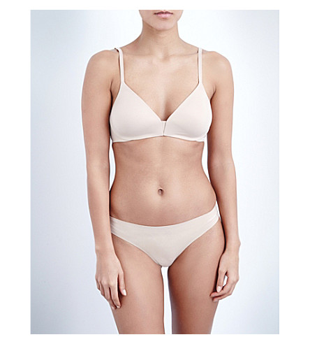 CALVIN KLEIN Perfectly Fit t-shirt bra (20n+bare