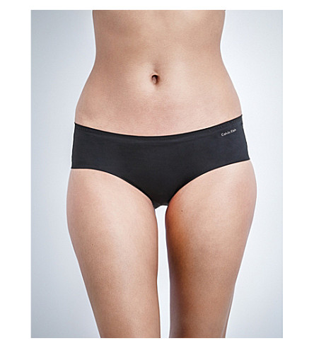 CALVIN KLEIN Perfectly Fit hipster briefs (001+black
