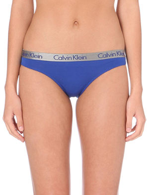 CALVIN KLEIN Radient cotton briefs