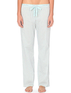 CALVIN KLEIN Sleepwear cotton pyjama bottoms