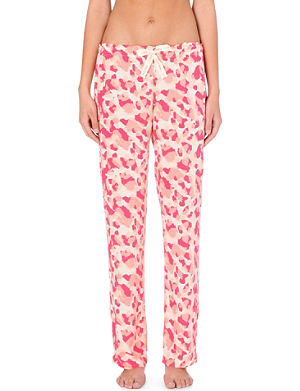 CALVIN KLEIN Printed pyjama bottoms