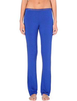 CALVIN KLEIN Icon modal-blend pyjama bottoms