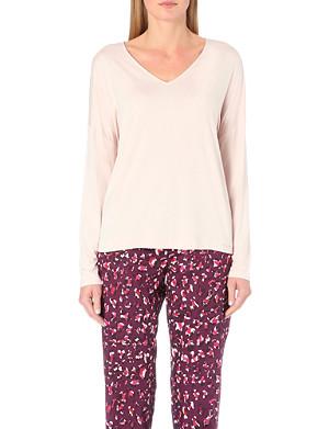 CALVIN KLEIN Calvin Klein modal pyjama top