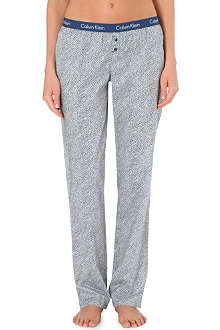 CALVIN KLEIN Cotton pyjama trousers
