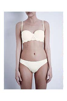 CALVIN KLEIN Seductive Comfort lace strapless bra