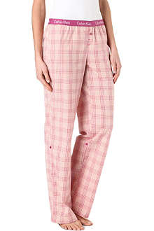 CALVIN KLEIN Roll-up pyjama bottoms