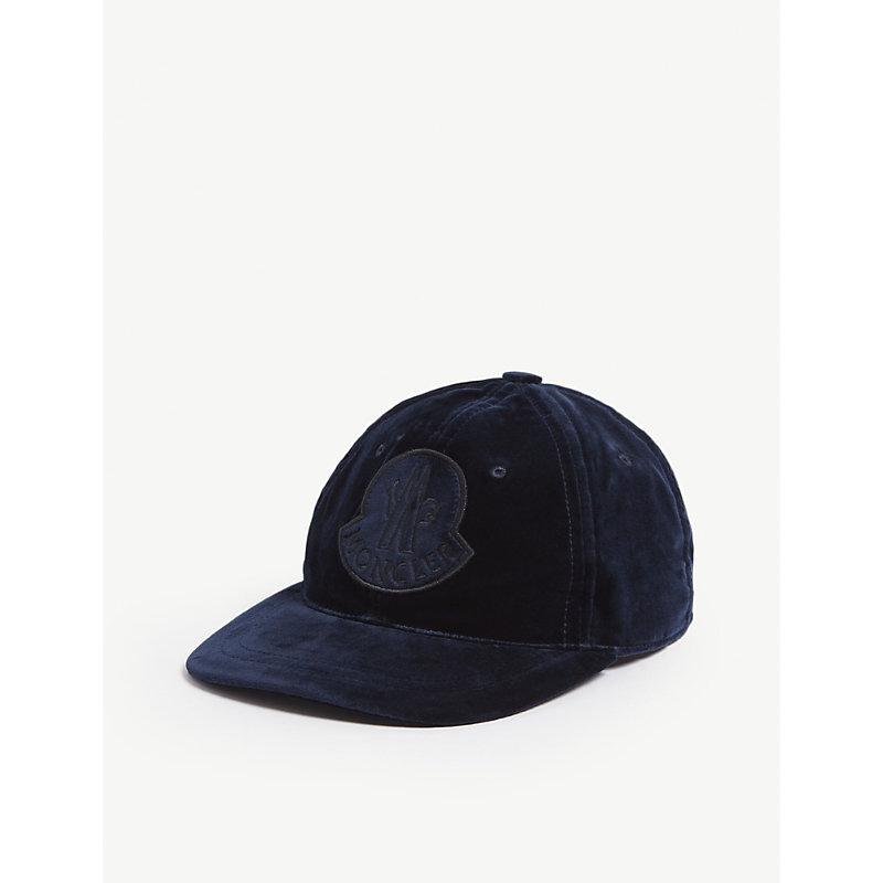 Berretto velvet cotton cap