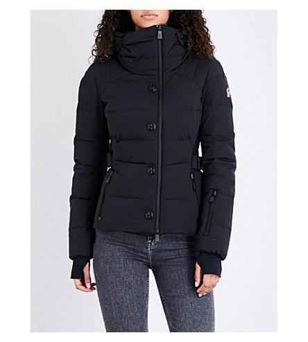 MONCLER Mon g jkt s guyana hooded (Black