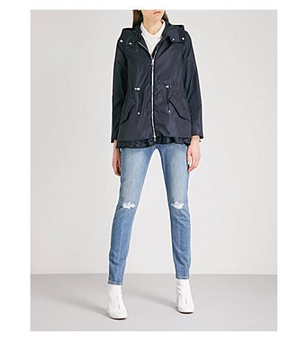 Lotus hooded shell jacket(461268554155)