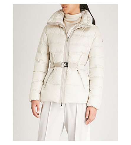 Alouette quilted shell-down coat(463850554155)