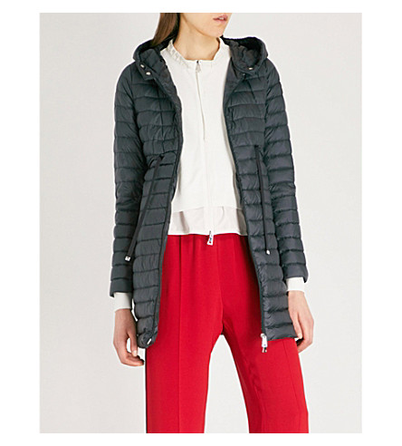 Barbel hooded quilted shell coat(493129953048)