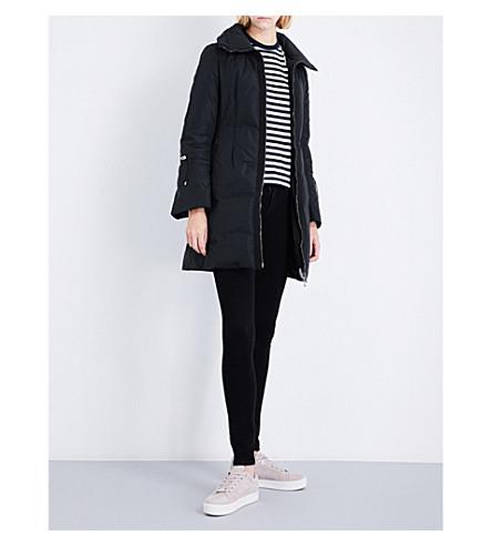 MONCLER Alnus padded shell jacket (Black
