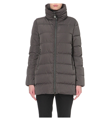 ... MONCLER Petrea quilted shell jacket (Anthracite. PreviousNext