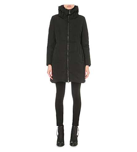 MONCLER Renne padded shell coat (Blk