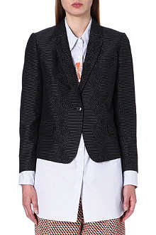 DRIES VAN NOTEN Bakula jacquard jacket