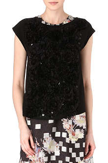 DRIES VAN NOTEN Carla top