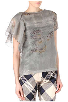 DRIES VAN NOTEN Celeste top