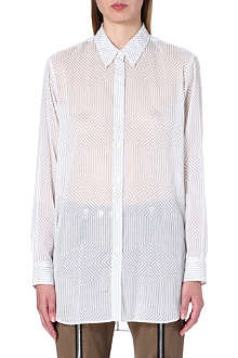 DRIES VAN NOTEN Cesar cotton shirt