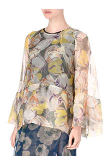 DRIES VAN NOTEN Chessa top