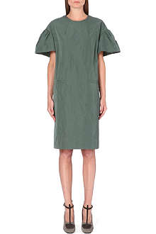 DRIES VAN NOTEN Deolas taffeta dress