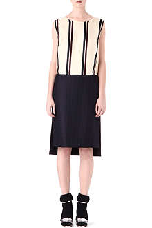 DRIES VAN NOTEN Dieppe wool dress