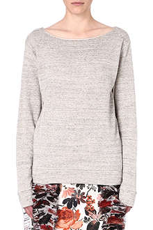 DRIES VAN NOTEN Holborn jersey sweatshirt