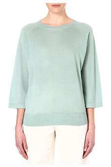 DRIES VAN NOTEN Cashmere-blend jumper