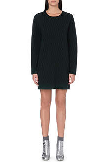 DRIES VAN NOTEN Marianne knitted dress