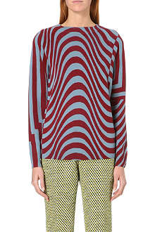 DRIES VAN NOTEN Mirai wool jumper