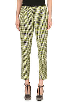 DRIES VAN NOTEN Paola wide-leg trousers