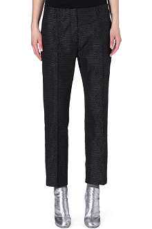 DRIES VAN NOTEN Paola jacquard trousers