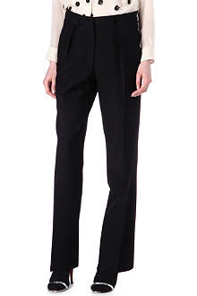 DRIES VAN NOTEN Parostux trousers