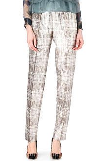 DRIES VAN NOTEN Phoeby straight-leg trousers