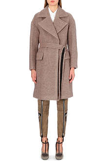 DRIES VAN NOTEN Rhonda wool-blend coat
