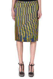 DRIES VAN NOTEN Selah printed skirt