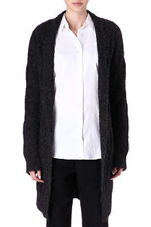 DRIES VAN NOTEN Tinstone knitted cardigan
